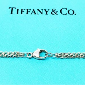 Tiffany & Co. Jewelry - Tiffany Rare Dragonfly Double Chain Necklace